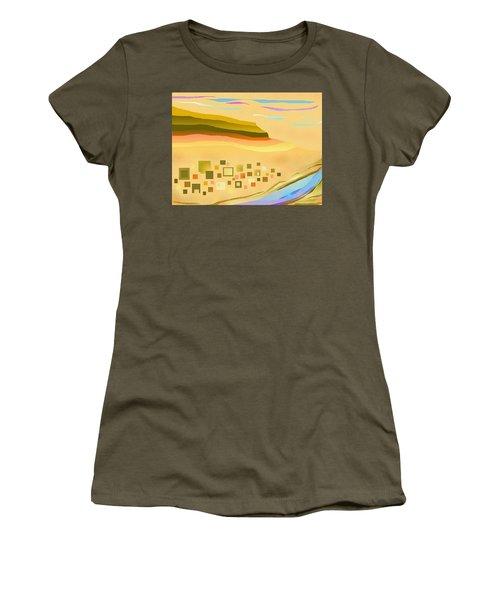 Desert River Women's T-Shirt