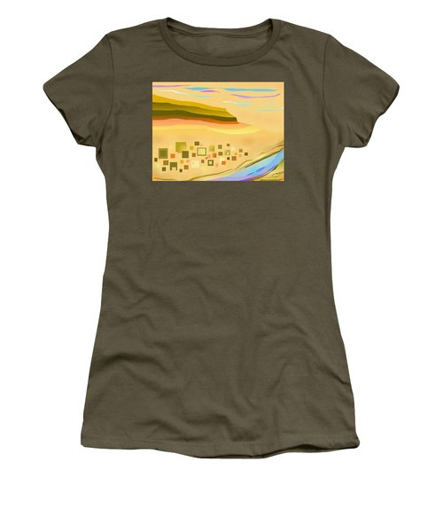 Desert River Women's T-Shirt