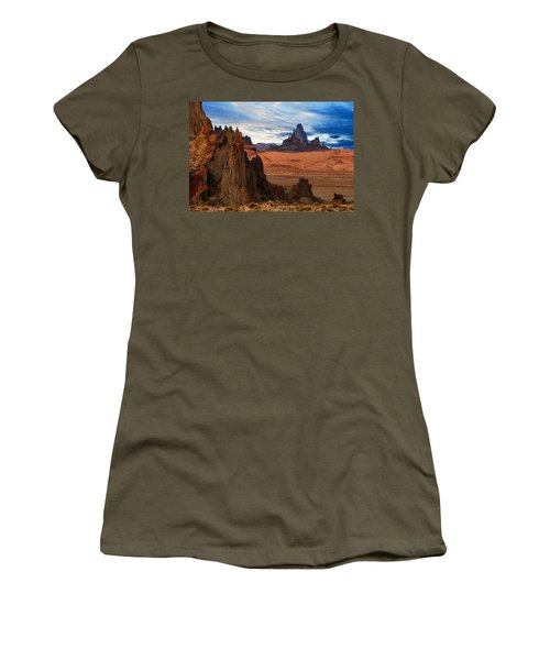 Desert Rocks Women's T-Shirt