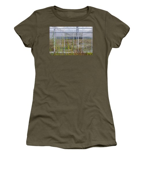 Deserted City Of Glass Women's T-Shirt