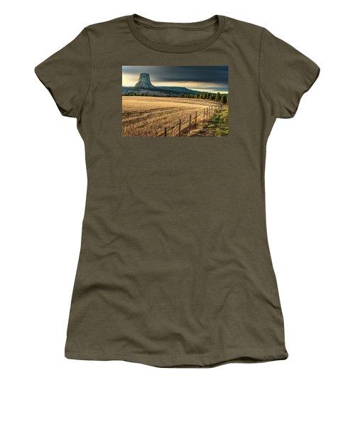 Devil's Field Women's T-Shirt