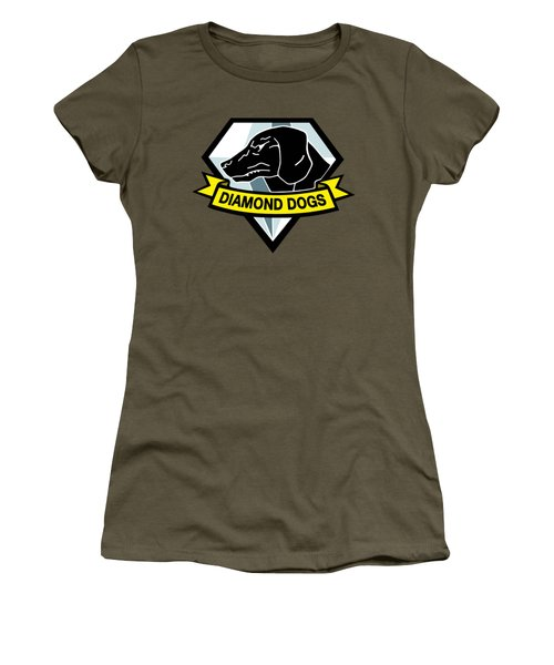 Diamond Dogs Women's T-Shirt
