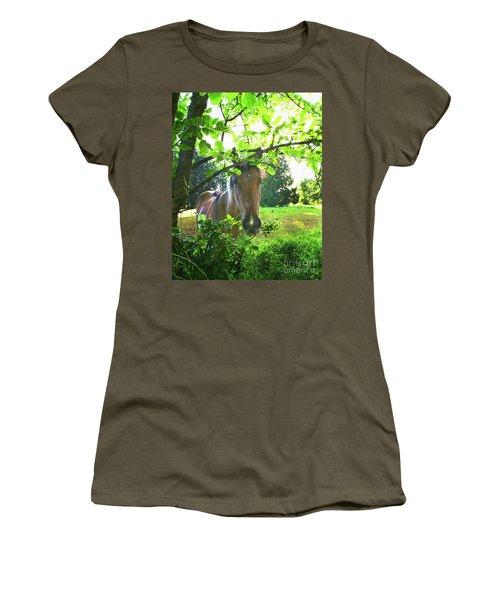 Diamonds Are A Girls Best Friend Women's T-Shirt