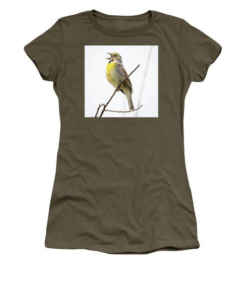 Dickcissel  Women's T-Shirt
