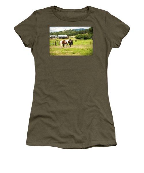 Did You Say Something? Women's T-Shirt