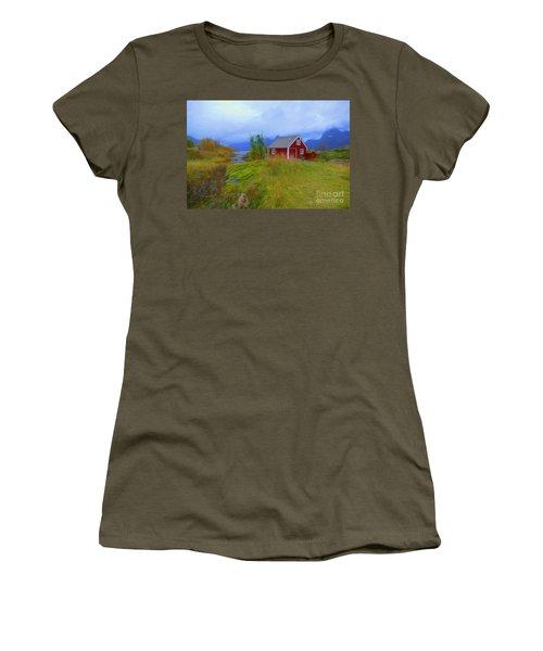 Digermulen,lofoten Women's T-Shirt