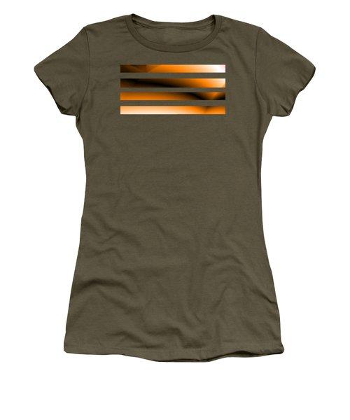 Digital Line Art Women's T-Shirt