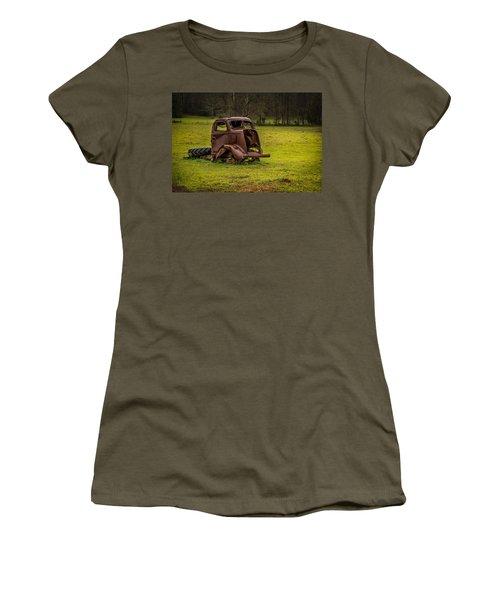 Dilapidated Women's T-Shirt