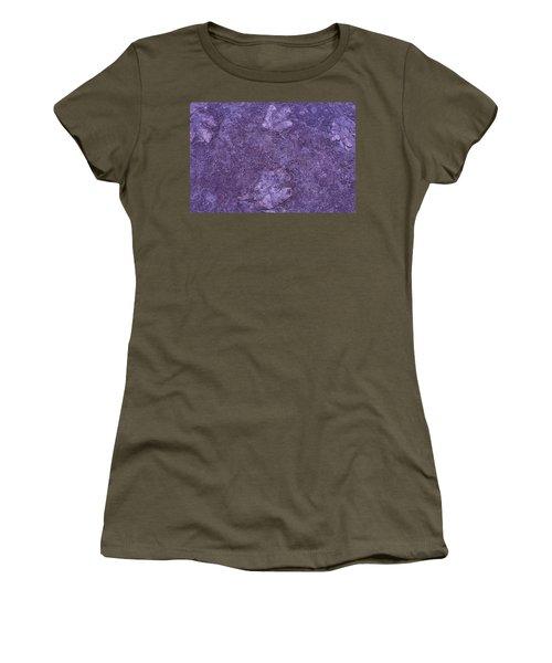 Dinosaur Tracks Women's T-Shirt