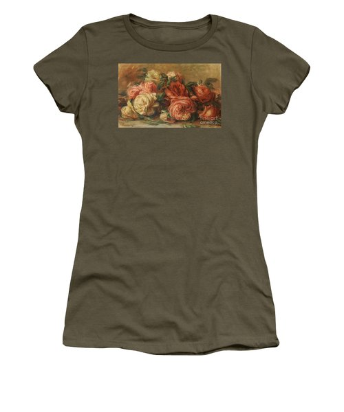 Discarded Roses  Women's T-Shirt