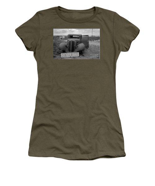 Discounted Women's T-Shirt
