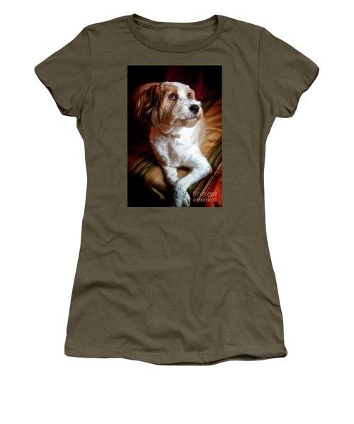 Diva Women's T-Shirt (Athletic Fit)