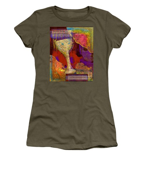 Do This In Remembrance Women's T-Shirt