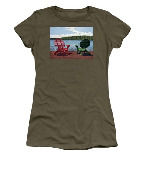 Dockside Women's T-Shirt
