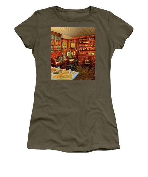 Doctors Office Women's T-Shirt (Athletic Fit)