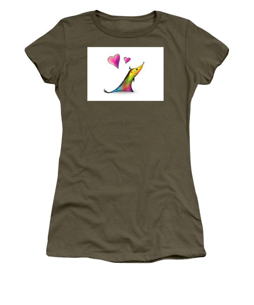 Doggy In Love Women's T-Shirt