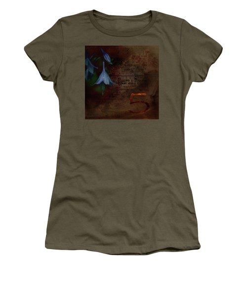 Door 5 Women's T-Shirt (Athletic Fit)