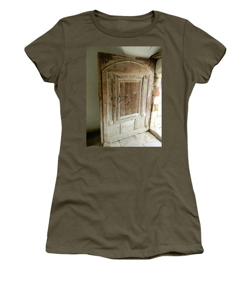 Door To Feudal Times Women's T-Shirt