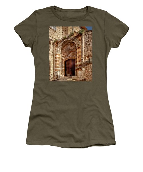 Doorway In Akko Women's T-Shirt