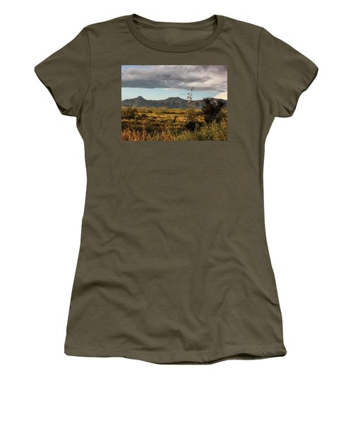 Dos Cabezas Grasslands At Dusk Women's T-Shirt