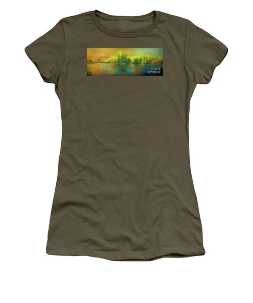 Downriver Glow Women's T-Shirt
