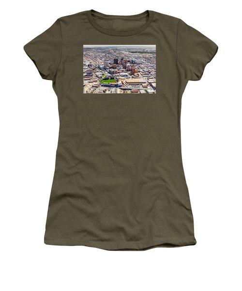 Downtown El Paso Women's T-Shirt