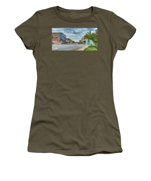 Downtown Hamlet Women's T-Shirt
