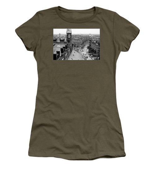 Downtown Kobenhavn  Women's T-Shirt