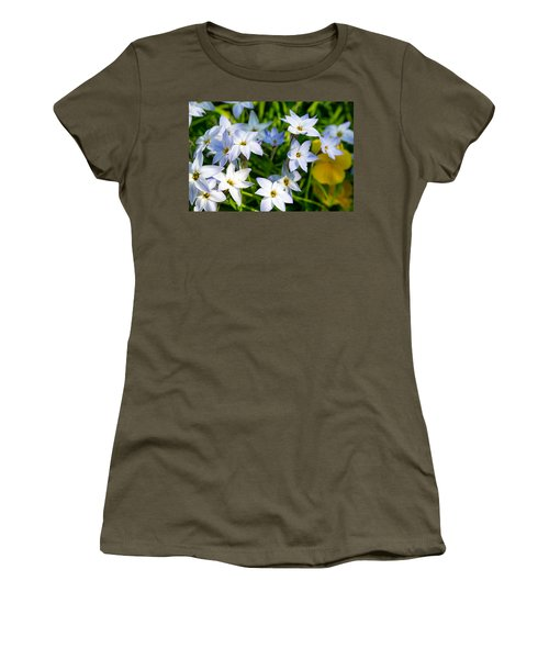 Downtown Wildflowers Women's T-Shirt