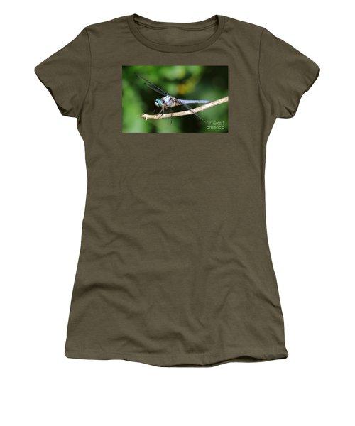 Dragonfly Portrait Women's T-Shirt