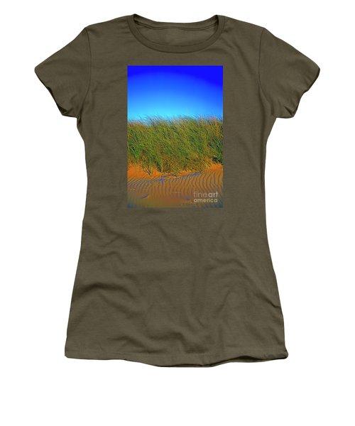 Drake's Island Beach Women's T-Shirt