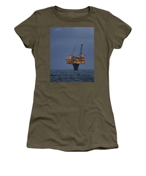Draugen Platform Women's T-Shirt