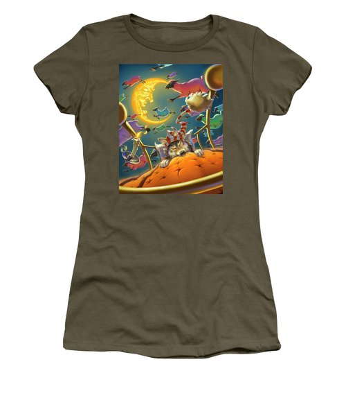 Dreamland Iv Women's T-Shirt