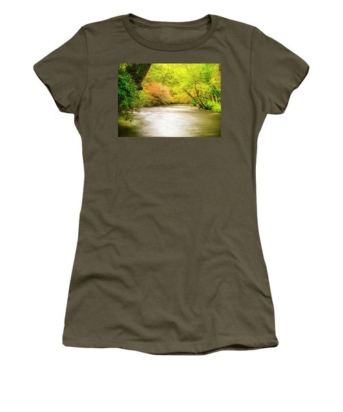 Dreamy Days Women's T-Shirt (Athletic Fit)