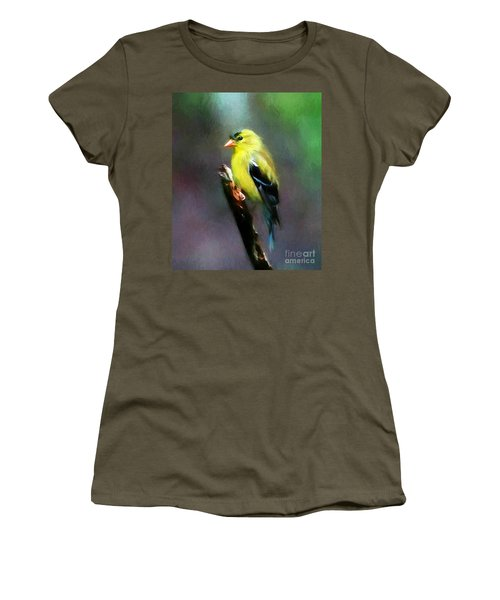 Dressed To Kill Women's T-Shirt (Athletic Fit)