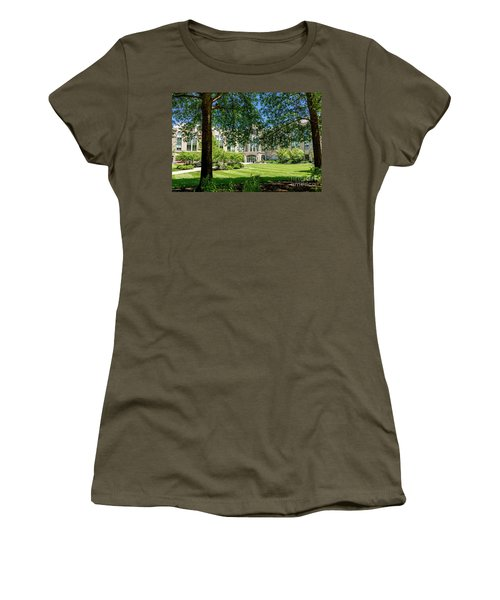 Driscoll Hall Women's T-Shirt (Athletic Fit)