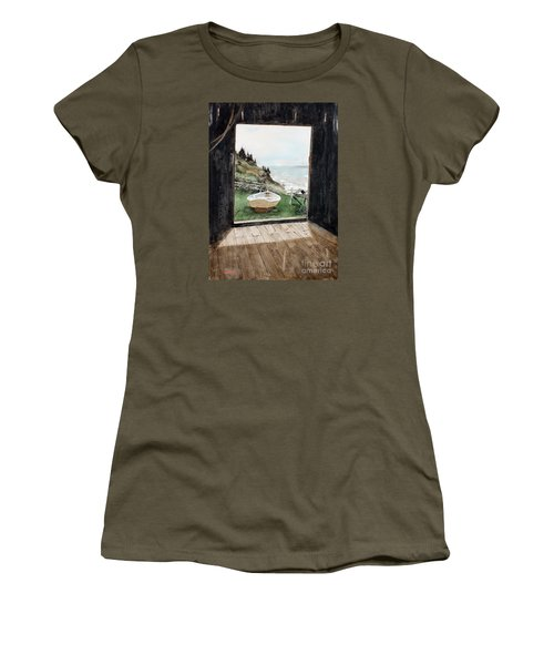 Dry Docked Women's T-Shirt