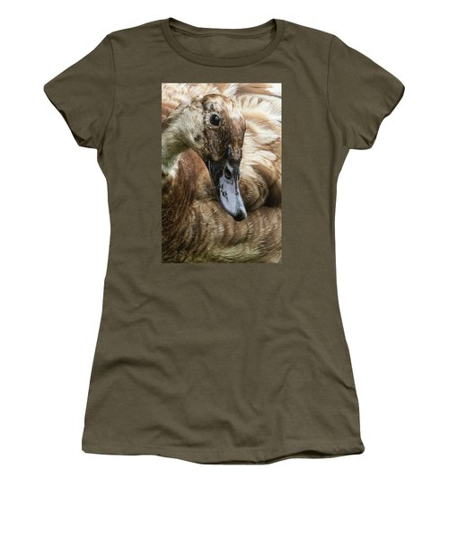 Ducks Head Women's T-Shirt