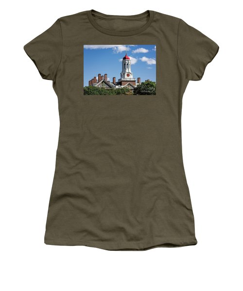 Dunster House Women's T-Shirt (Athletic Fit)