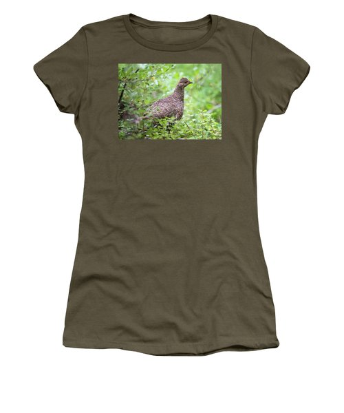 Dusky Grouse Women's T-Shirt