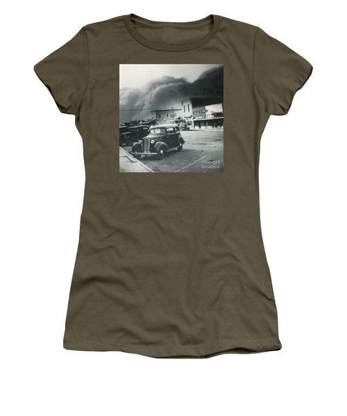 Dust Bowl Of The 1930s, Elkhart, Kansas Women's T-Shirt