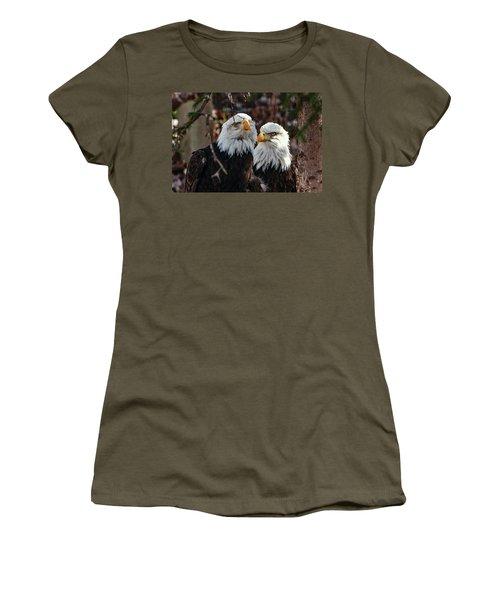 Eagle Buddies Women's T-Shirt