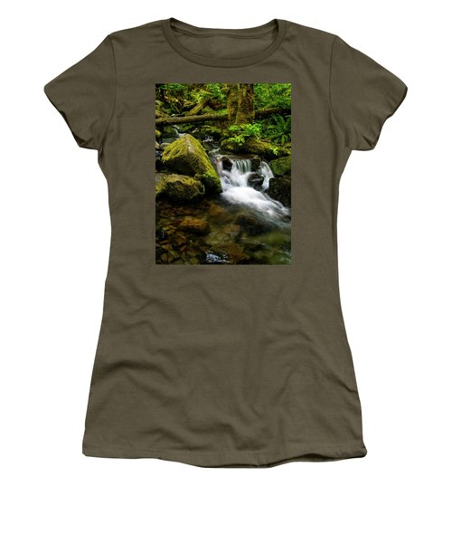 Eagle Creek Cascade Women's T-Shirt (Athletic Fit)
