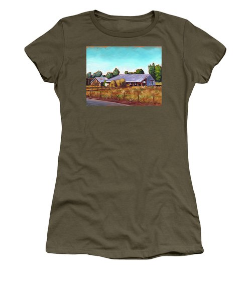 Eagle Road Barn Women's T-Shirt