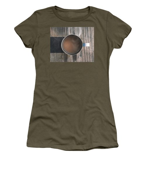 Early Morning Coffee  Women's T-Shirt
