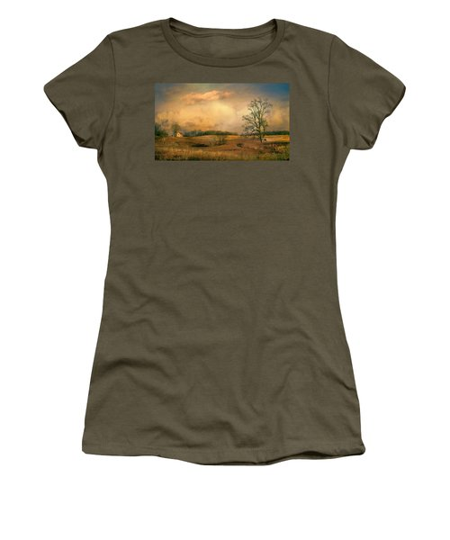 Early Spring Storm Women's T-Shirt