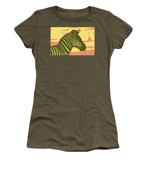 Earned Stripes Women's T-Shirt
