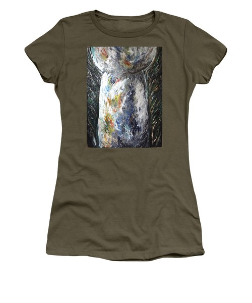 Earth Latte Stone Women's T-Shirt