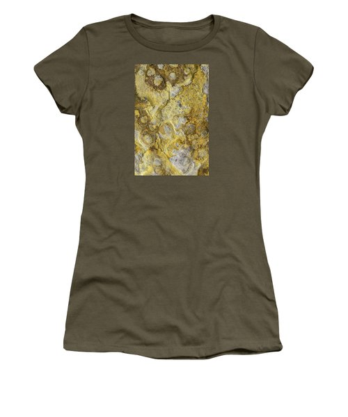 Earth Portrait 013 Women's T-Shirt (Athletic Fit)