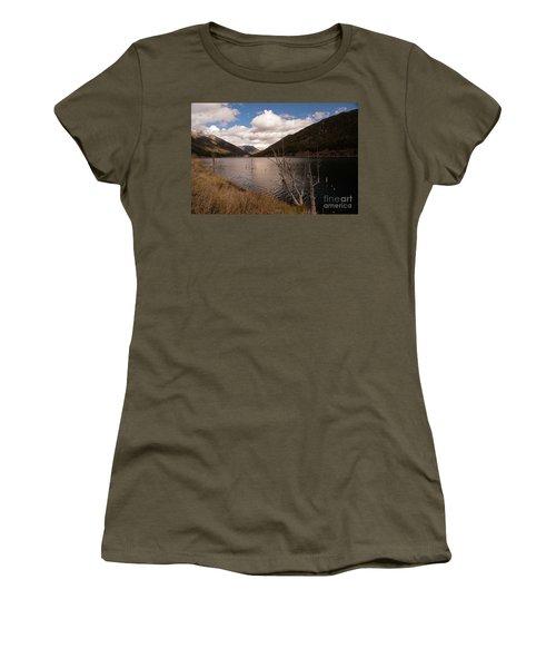Earthquake Lake Women's T-Shirt